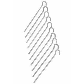 CAMPZ Aluminium Ground Peg 18cm Straight